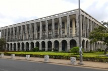 Mozambique's Ministry of Finance, Maputo © Tom Bowker / Zitamar News