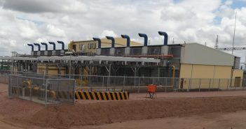 The new plant will be situated close to the Kuvaninga power plant, pictured. Photo: ADC