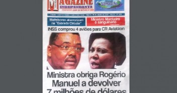 Magazine Independente revealed INSS's controversial investment in CR Aviation on 26 January 2016