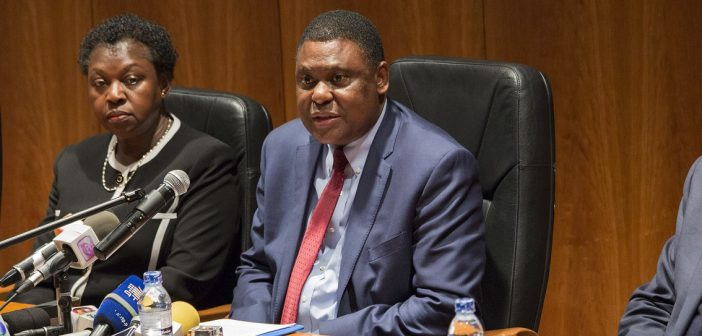 Mozambique central bank governor replaced with IMF economist