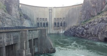 Cahora Bassa dam. Photo © Tom Bowker / Zitamar News