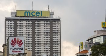 State-owned mobile telco Mcel is among those in line for restructuring. Photo © Timothy Haccius / Zitamar News