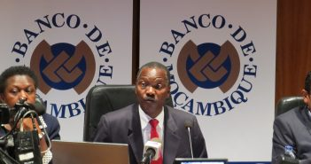 Bank of Mozambique governor Rogerio Zandamela. Photo © Zitamar News