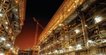 Shell's Pearl GTL plant in Qatar. Photo: Shell via Flickr