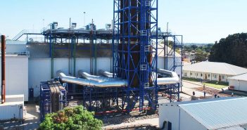 GL Africa Energy's oil-fired plant in Zambia. Photo: GL Africa Energy