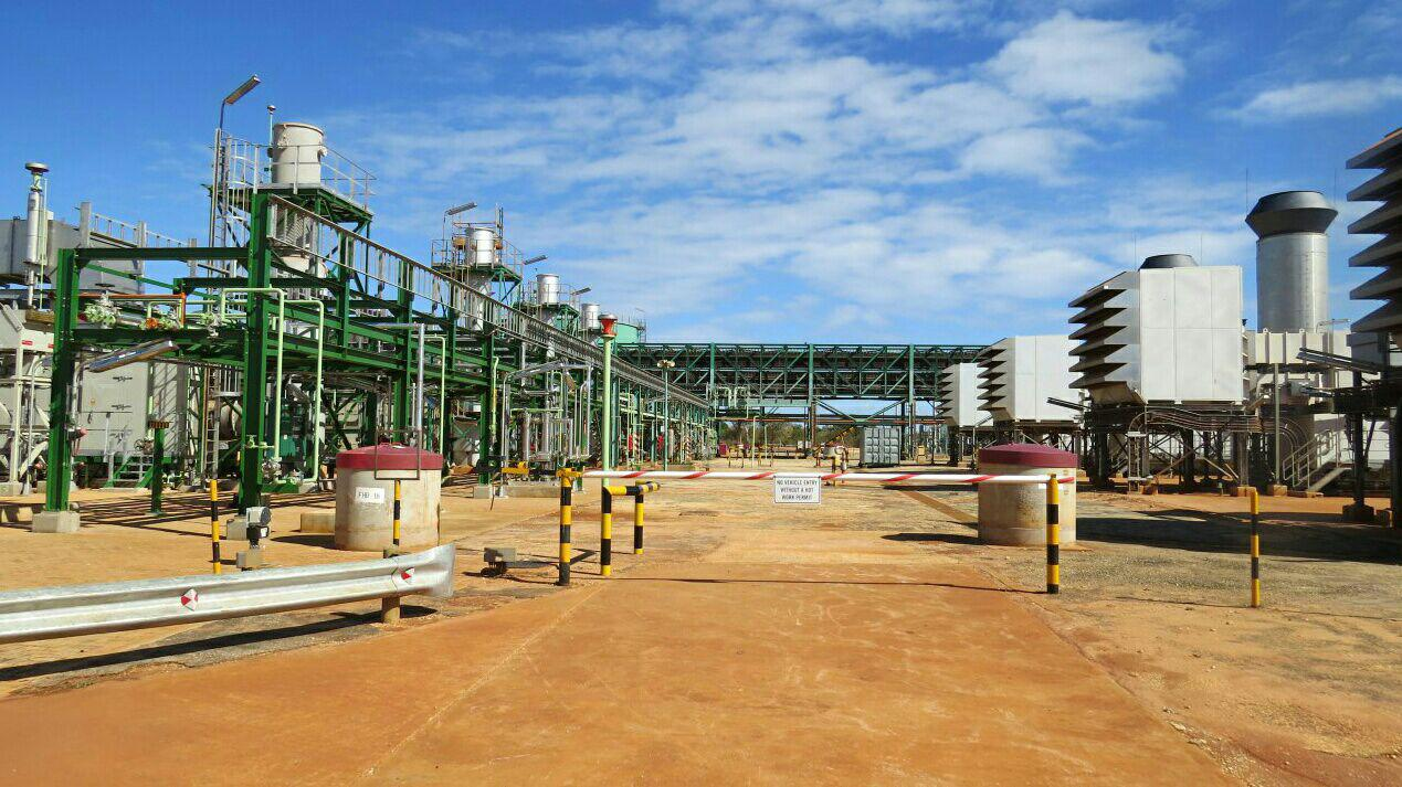 Oil Facility Construction : Sasol seeks construction partners for oil and gas