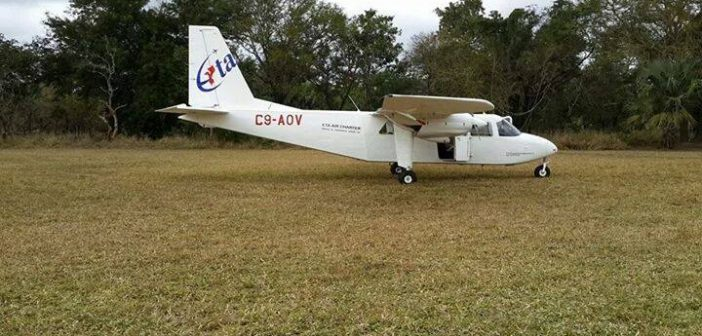 Six feared dead in Mozambique plane crash at Zimbabwe border