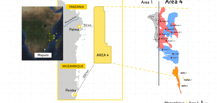 Offshore Area 4. Image courtesy of Eni