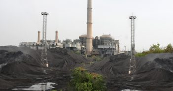 A 460 MW coal-fired power plant in India belonging to NTPC, one of the founding partners of ICVL