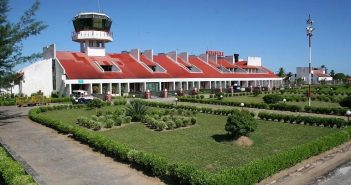 Quelimane Airport. Photo © Aeroportos de Moçambique