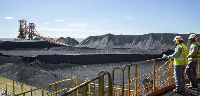 Moatize Coal Mine. Photo: Vale