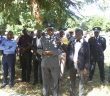 Police in Macomia, Cabo Delgado. Photo: Amade Abubacar