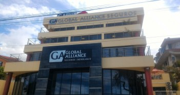 Global Alliance headquarters in Maputo. Photo: Zitamar News