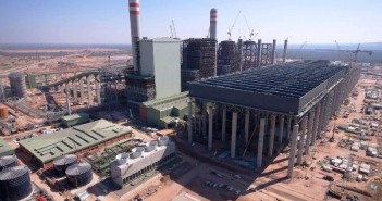 South Africa's 4764 MW coal-fired Medupi power plant project