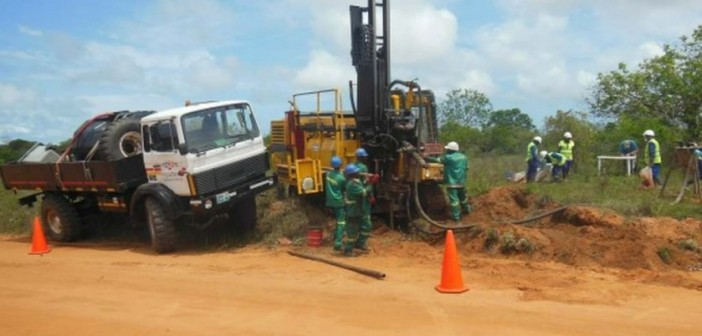 Savannah's operation in Inhambane province. Photo: Savannah Resources