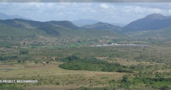Xtract Resources' gold mining concession in Manica.