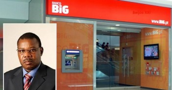 Salvador Namburete is chair of Banco BIG's Mozambique operation