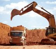 A bauxite mine. Photo: http://bauxite.world-aluminium.org/mining/process.html
