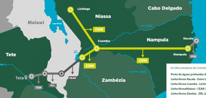 Mozambique state railway company sells stake in Nacala corridor