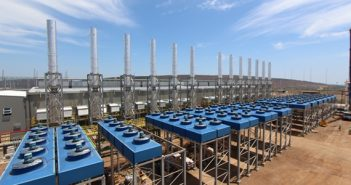 The Gigawatt gas-fired power plant in southern Mozambique was launched in 2016