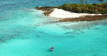 Vamizi Island in the Quirimbas Archipelago. Photo:  ww.visitmozambique.net