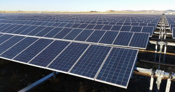 Scatec Solar's 40 MW plant at Linde, South Africa.  © Scatec Solar