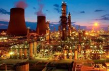 Sasol's Secunda facility in South Africa