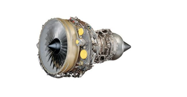 GE's CF34-10E engine, used in the Embraer 190 in LAM's fleet.