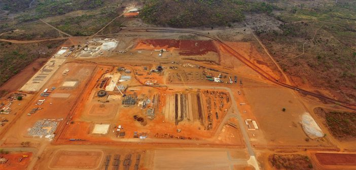 An overview of the Balama project site. Photo © Syrah Resources
