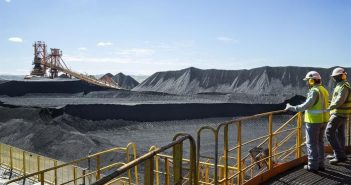 Moatize Coal Mine in Tete, Mozambique. Photo: Vale