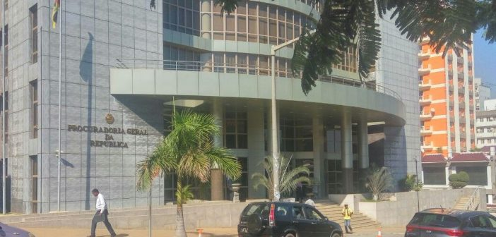 The offices of Mozambique's Prosecutor-General, the PGR, in Maputo. Photo © Tom Bowker / Zitamar News