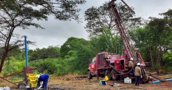 Triton Minerals' graphite project at Ancuabe, Cabo Delgado.