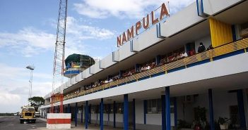 Nampula Airport. Photo:  Aeroportos de Moçambique
