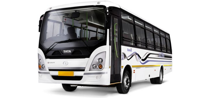 Tata's new bus sells for $36,000 in India. Photo: Tata Motors