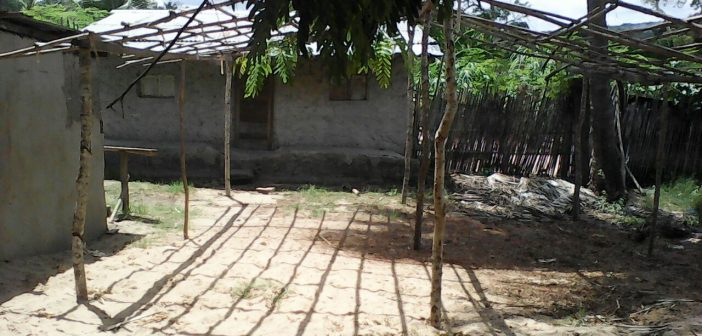 A house in Macomia sold by a suspected member of the insurgent group ahead of October's attack on Mocimboa da Praia. Photo © Amade Abubacar / Zitamar News