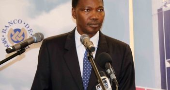 Bank of Mozambique governor Rogerio Zandamela. Photo: Bank of Mozambique