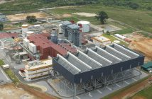 Globeleq's 430 MW gas-fired power plant in Cote d'Ivoire. Photo: Globeleq