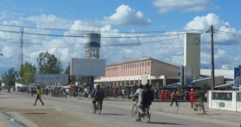 Quelimane in Zambezia province, one of the cities to be the subject of the World Bank's study. Photo: A Verdade, Creative Commons