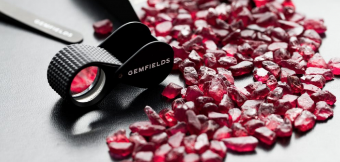 Gemfields' rubies have been popular at recent auctions Photo: Gemfields