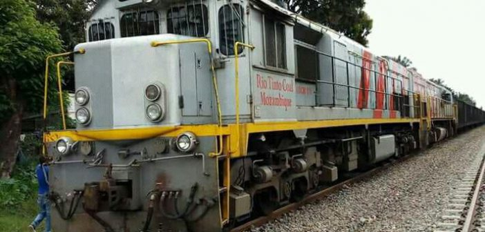 A train belonging to Indian coal mining company ICVL - still branded as Rio Tinto - killed two people in a collision with a motorcycle in Dondo, Sofala province on 28 August 2018.