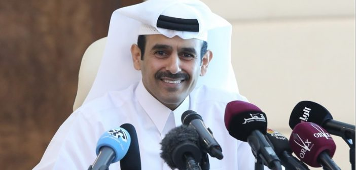 Saad Sherida Al-Kaabi, Qatar's Minister of State for Energy Affairs, and President & CEO of Qatar Petroleum