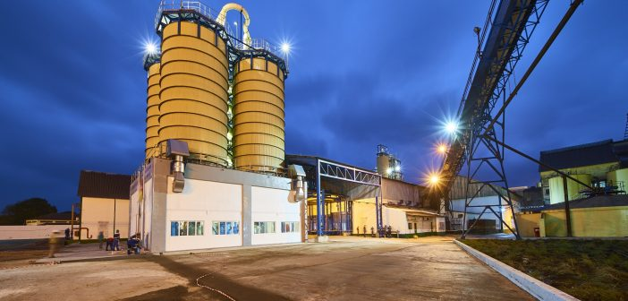 The Xinavane sugar refinery. Photo: Tongaat Hulett