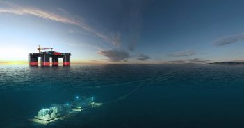 Chevron's Gorgon LNG project in Australia. Image: Chevron