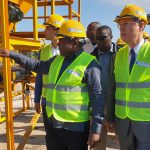 Nyusi warns Zambézia coastal community not to block Russian-owned sand mine