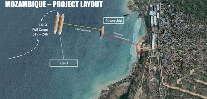 Japanese and Turkish JV plan region's first LNG-to-power project in Nacala