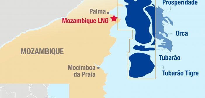 "Government passes decree to ""optimise"" financing for Area 1 LNG project"