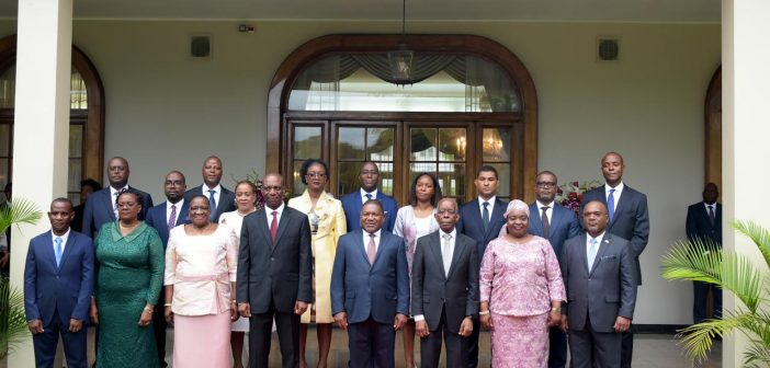 Frelimo tempers Nyusi reshuffle, but agriculture stays top of second term agenda