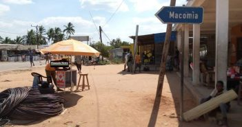 Macomia town comes back to life despite ongoing insurgent violence