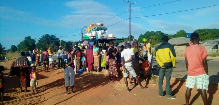 Muidumbe refugees head to Montepuez, but key village now retaken by FDS