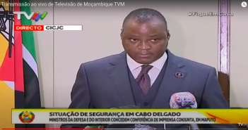 Mozambique defence forces 'trying to control' Mocímboa da Praia